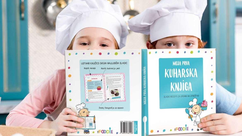 Kako je nastala Moja prva kuharska knjiga