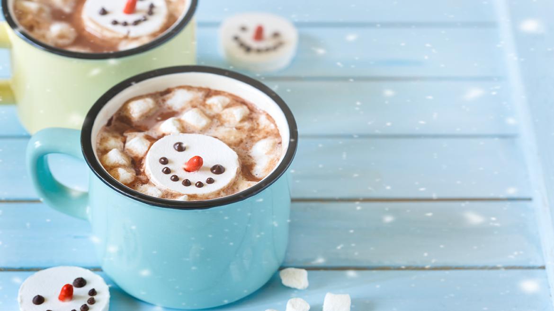 Najboljša vroča čokolada
