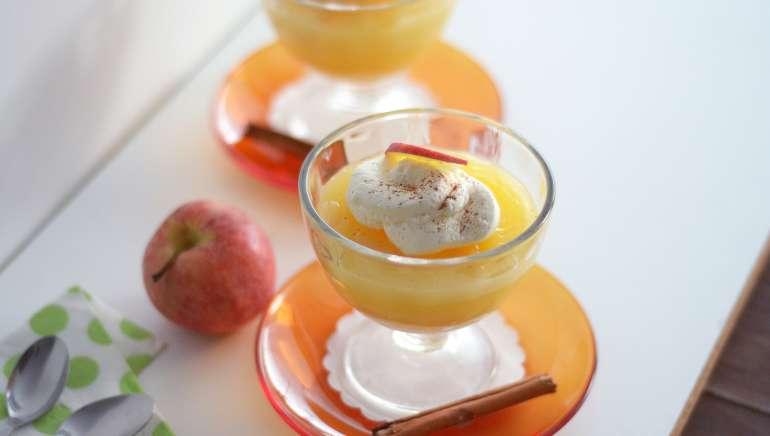 Jabolčni puding