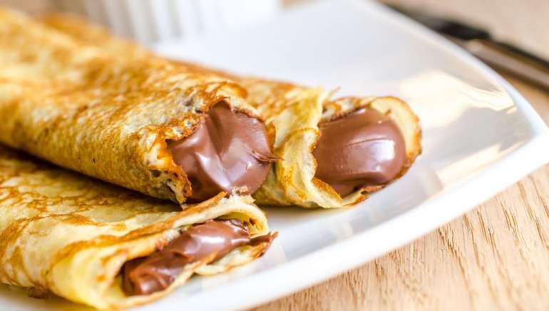 Čokoladni namaz iz dveh sestavin